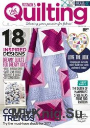 Love Patchwork & Quilting №44 2017