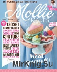 Mollie Makes - Issue 76 2017