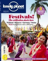 Lonely Planet Traveller UK — March 2017