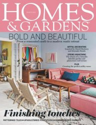 Homes & Gardens UK - March 2017