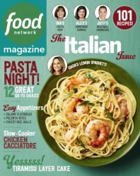 Food Network — March 2017
