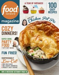Food Network — January-February 2017