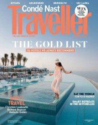 Conde Nast Traveller Middle East — February 2017
