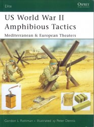 US World War II Amphibious Tactics Mediterranean & European Theaters