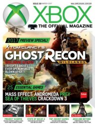 Official Xbox Magazine USA - March 2017