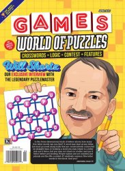 Games World of Puzzles — April 2017
