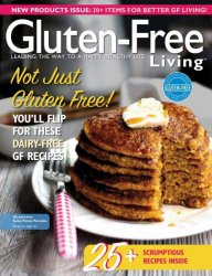 Gluten-Free Living — March-April 2017
