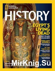 National Geographic History - March/April 2017