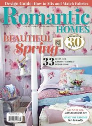 Romantic Homes - March 2017