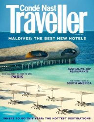 Conde Nast Traveller UK — March 2017