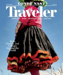 Conde Nast Traveller USA - March 2017
