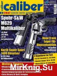 Caliber SWAT Magazin 2017-02