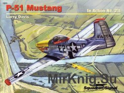 P-51 Mustang (Squadron Signal 1211)