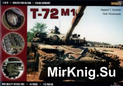 T-72 M1 (Kagero Topshots 11019)