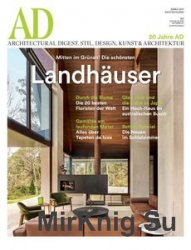 AD Architectural Digest Germany - Marz 2017