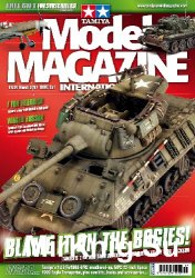 Tamiya Model Magazine International - Issue 257 (March 2017)