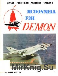 McDonnell F3H Demon (Naval Fighters 12)