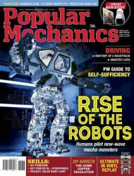 Popular Mechanics South Africa - March 2017