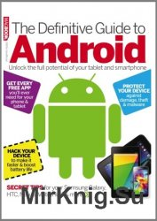 The Definitive Guide to Android