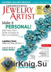 Lapidary Journal Jewelry Artist - March 2017