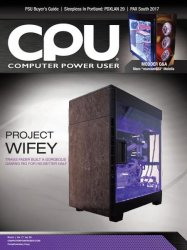 Computer Power User - March 2017