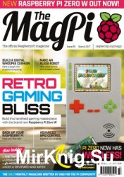 The MagPi - Issue 55