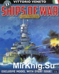 Ships of War Collection №11 - Vittorio Veneto