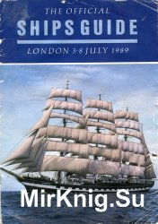 The Official Ships Guide London 3-8 July 1989