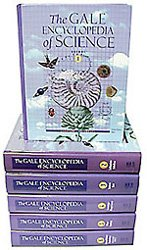 The Gale Encyclopedia of Science (6 Volumes Set), 3rd Edition