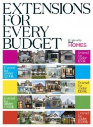 Real Homes - Extensions for Every Budget 2017