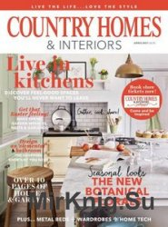 Country Homes & Interiors - April 2017