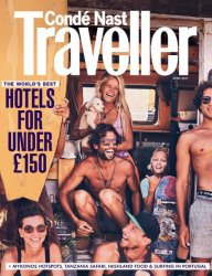 Conde Nast Traveller UK — April 2017