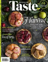 Taste New Zealand - March-April 2017