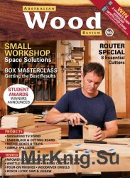 Australian Wood Review №86 2015