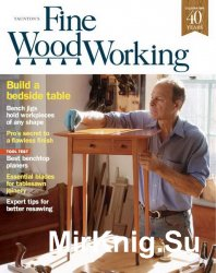 Fine Woodworking №253 - March-April 2016