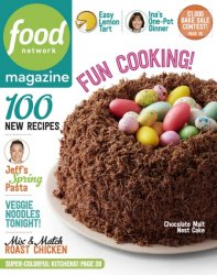 Food Network - April 2017
