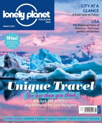 Lonely Planet Asia - March 2017