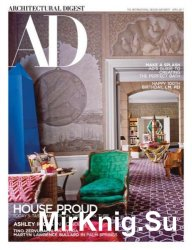 Architectural Digest USA - April 2017