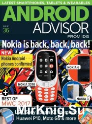 Android Advisor - Issue 36, 2017