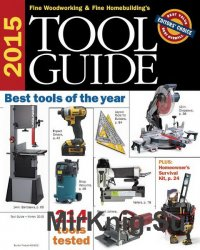 Fine Woodworking. Tool Guide 2015
