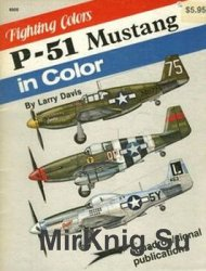 P-51 Mustang in Color (Squadron Signal 6505)