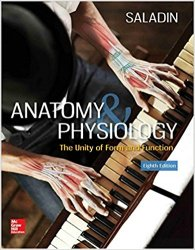 Anatomy & Physiology: The Unity of Form and Function, 8th Edition