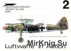 Luftwaffe in Action (Part 2) (Squadron Signal 1002)