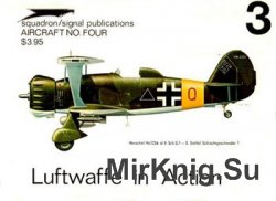 Luftwaffe in Action (Part 3) (Squadron Signal 1004)
