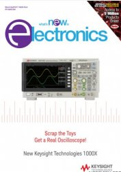 What's New in Electronics - March-April 2017