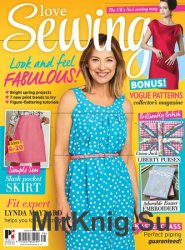 Love Sewing №38 2017