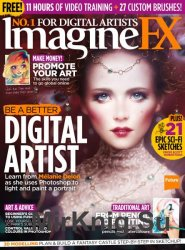 ImagineFX May 2017