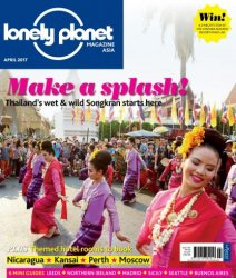Lonely Planet Asia - April 2017