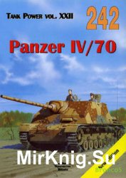 Panzer IV 70 (Wydawnictwo Militaria 242)
