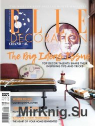 Elle Decoration South Africa - April/May 2017
